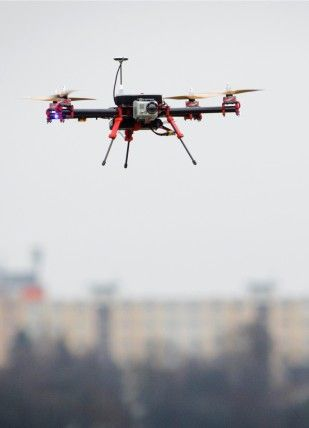 Amazon is aiming to use drones by 2015