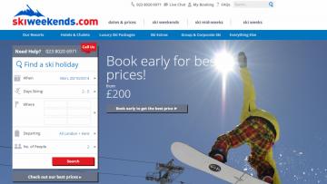 skiweekends.com