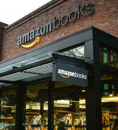 Internet-native businesses such as Amazon have begun to open physical bricks-andmortar stores