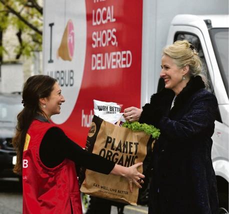 deliver personal service