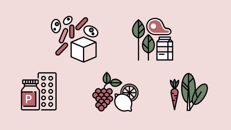 top 5 active ingredients