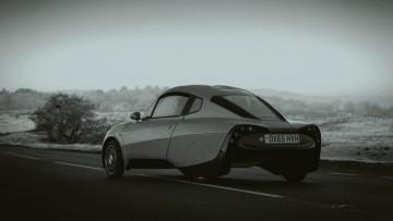 rasa hydrogen car