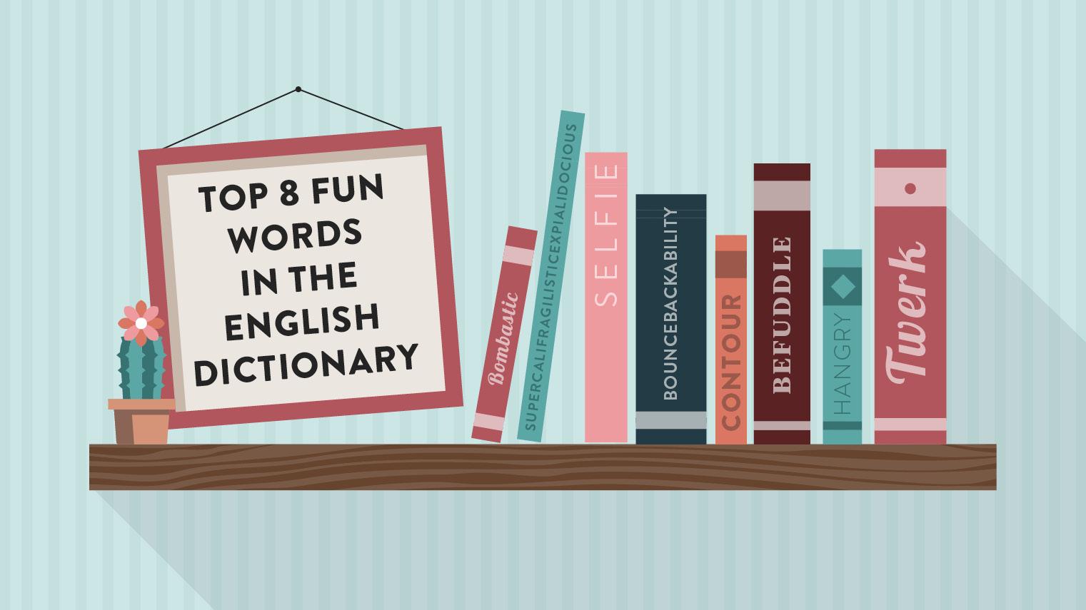 top-8-fun-words