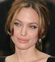 Angelina Jolie's face resembles the 'phi' mask