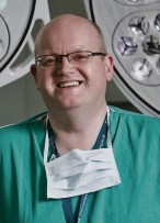 Professor Stephen Clark Consultant cardiothoracic surgeon Freeman Hospital Newcastle upon Tyne