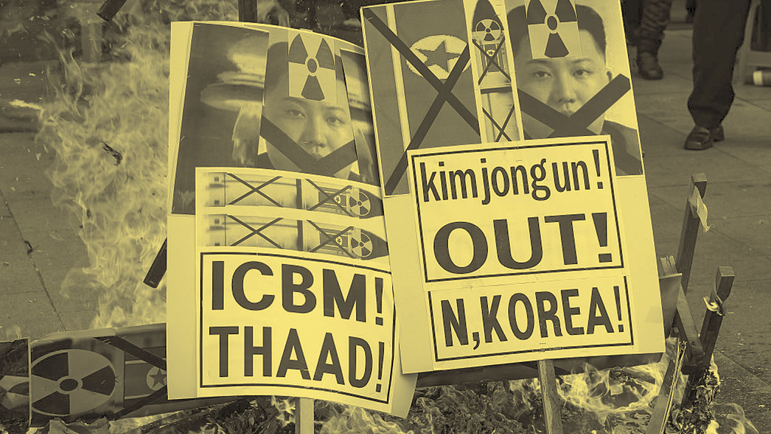 In January, North Korea conducted its first nuclear test in almost three years, detonating a bomb with an estimated yield of between 7-9kt – around half that of the US bomb dropped on Hiroshima in 1945 – sparking protests in South Korea and ending hopes that the country would suspend its atomic programme.