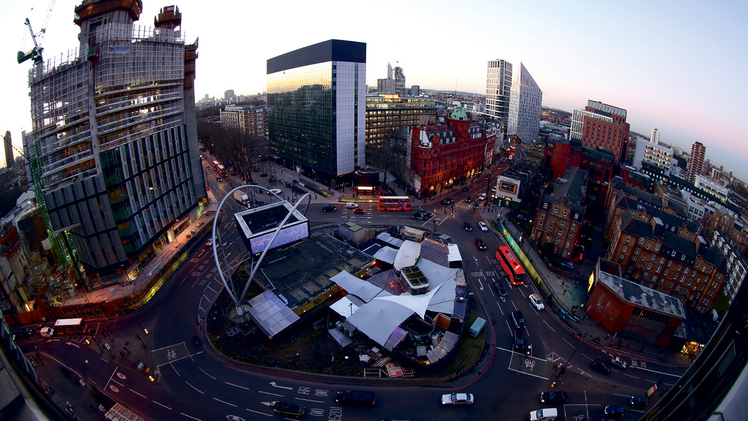 London's 'Silicon Roundabout' tech hub could struggle following the Brexit referendum