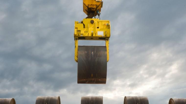 Automated crane