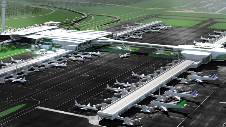 Kuala Lumpur International Airport - Malayasia