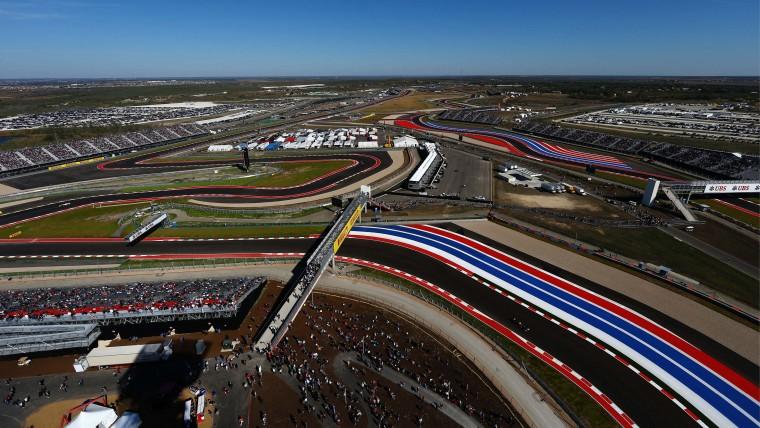 Refuelling F1 in America