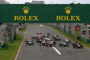 Rolex F1