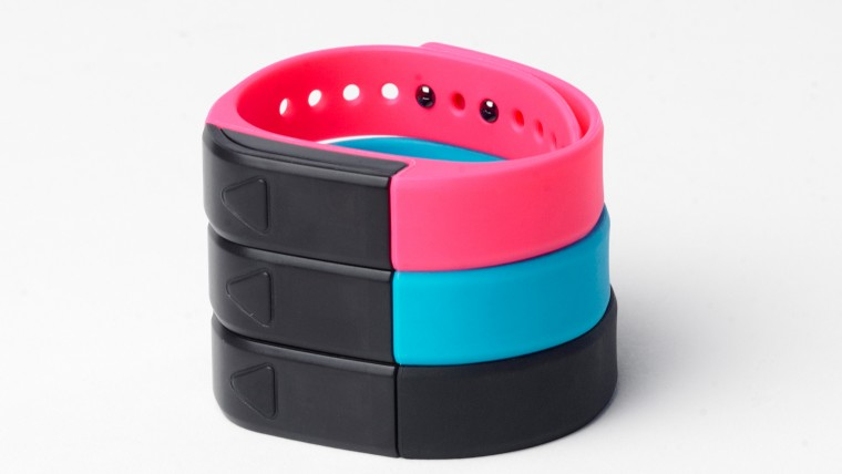 Activ8rlives BuddyBand Bluetooth 4.0 with three interchangable straps