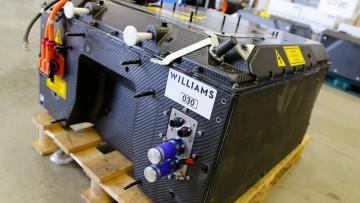 Formula E battery