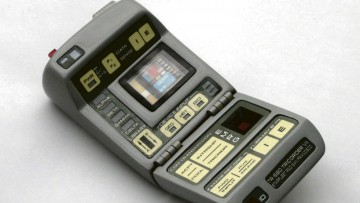 Star trek's tricorders