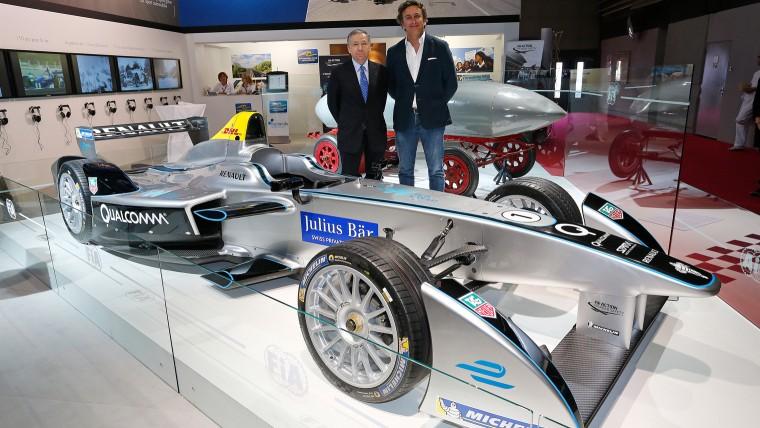 The rise of Formula E