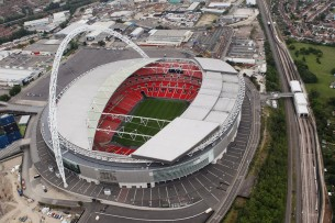 Wembley-Stadium