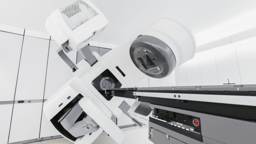 radiation technology for treating cancer