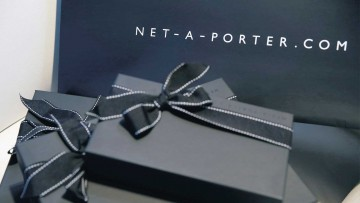 Net-a-porter - luxury packaging