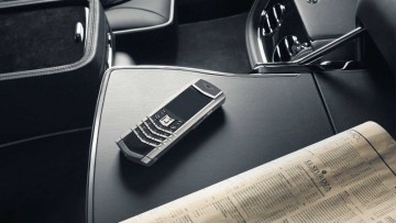 Vertu - luxury packaging