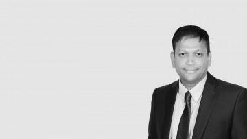 Hexaware's chief executive officer R. Srikrishna