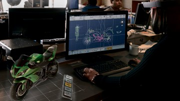 Microsoft's HoloLens augmented reality headset projects holographics into the line of vision, and allows the users to interact with content and information with movement and voice recognition