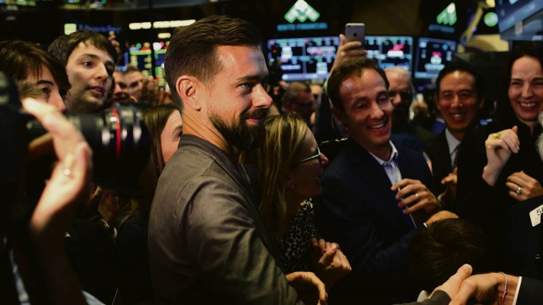 Jack Dorsey, Twitter founder, recently floated his payment company Square on the New York Stock Exchange