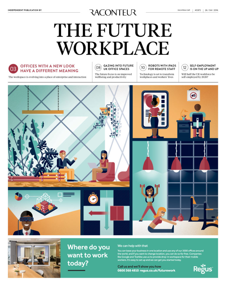 The Future Workplace Archives Raconteur
