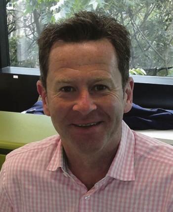 Seamus Smith, chief executive, Sage Pay