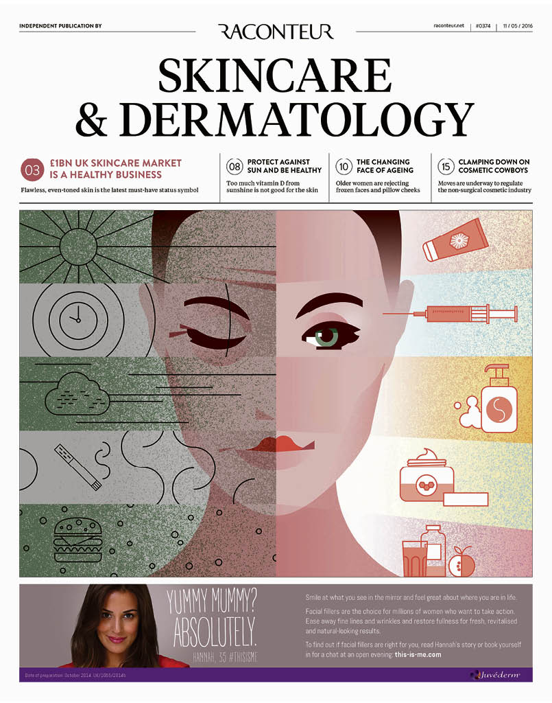 Skincare and Dermatology Archives - Raconteur