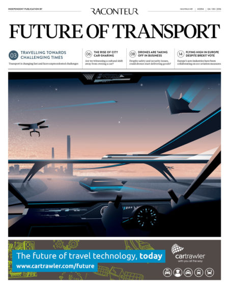 How Big Data Is Now Busting City Traffic Jams Raconteur