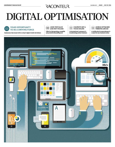 Digital Optimisation cover