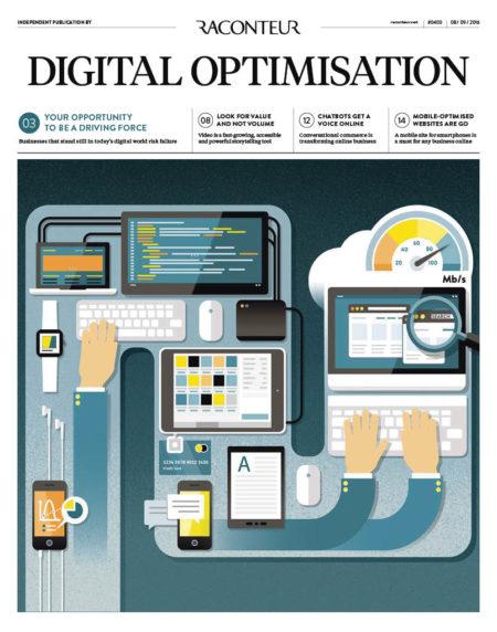 Digital Optimisation cover