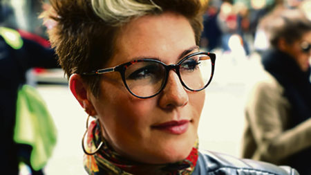Having the vision: Eyewear turned fashion accessory