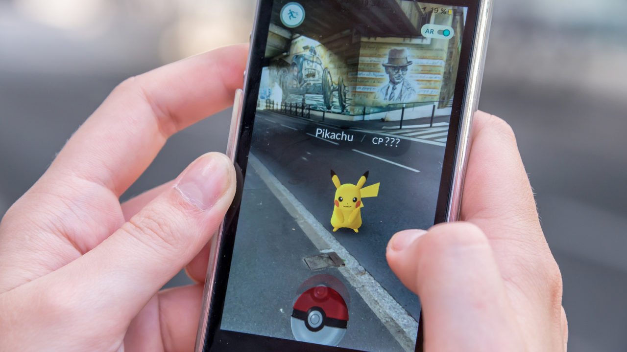 The exciting impact of Pokémon Go's big debut