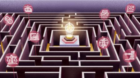 Asset management maze