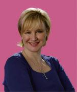 Andrea Slater, Avon group vice president Western Europe