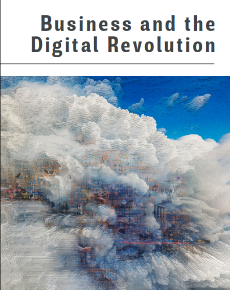 Business and the Digital Revolution cover