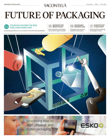 Future of Packaging Special Report cover