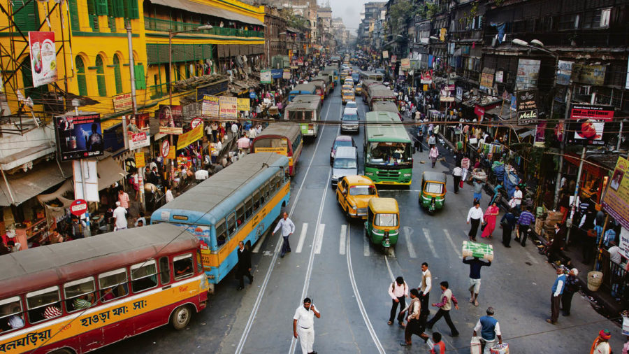 Delhi, one of the cities shortlisted for selection by the Smart Cities Mission, ranks fourth in the world's most pop- ulated citie