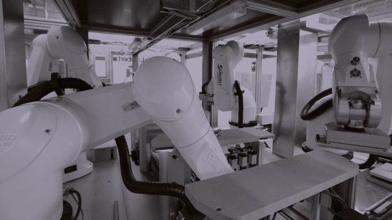 Image of robotic technology