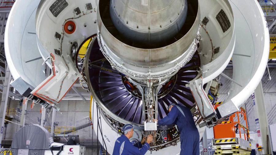 Rolls-Royce Trent engine