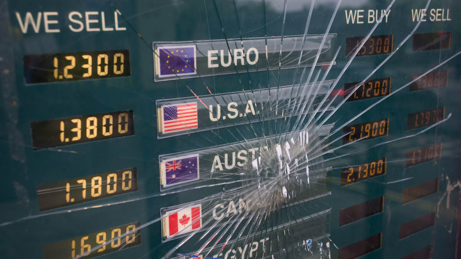 The Impact Of Pound S Plunge On Business Raconteur