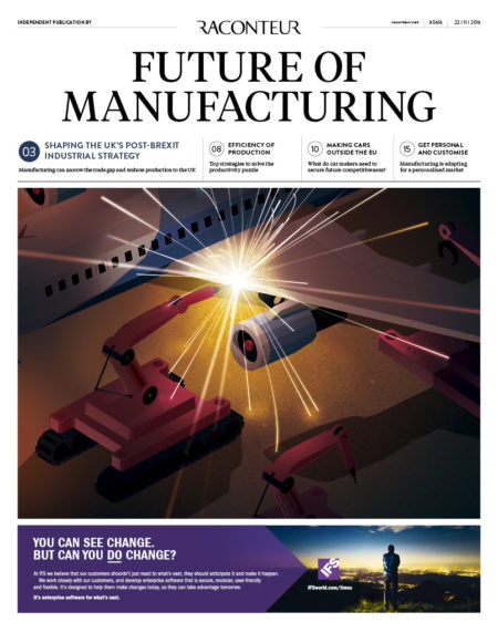 Future of Manufacturing 2016 cover