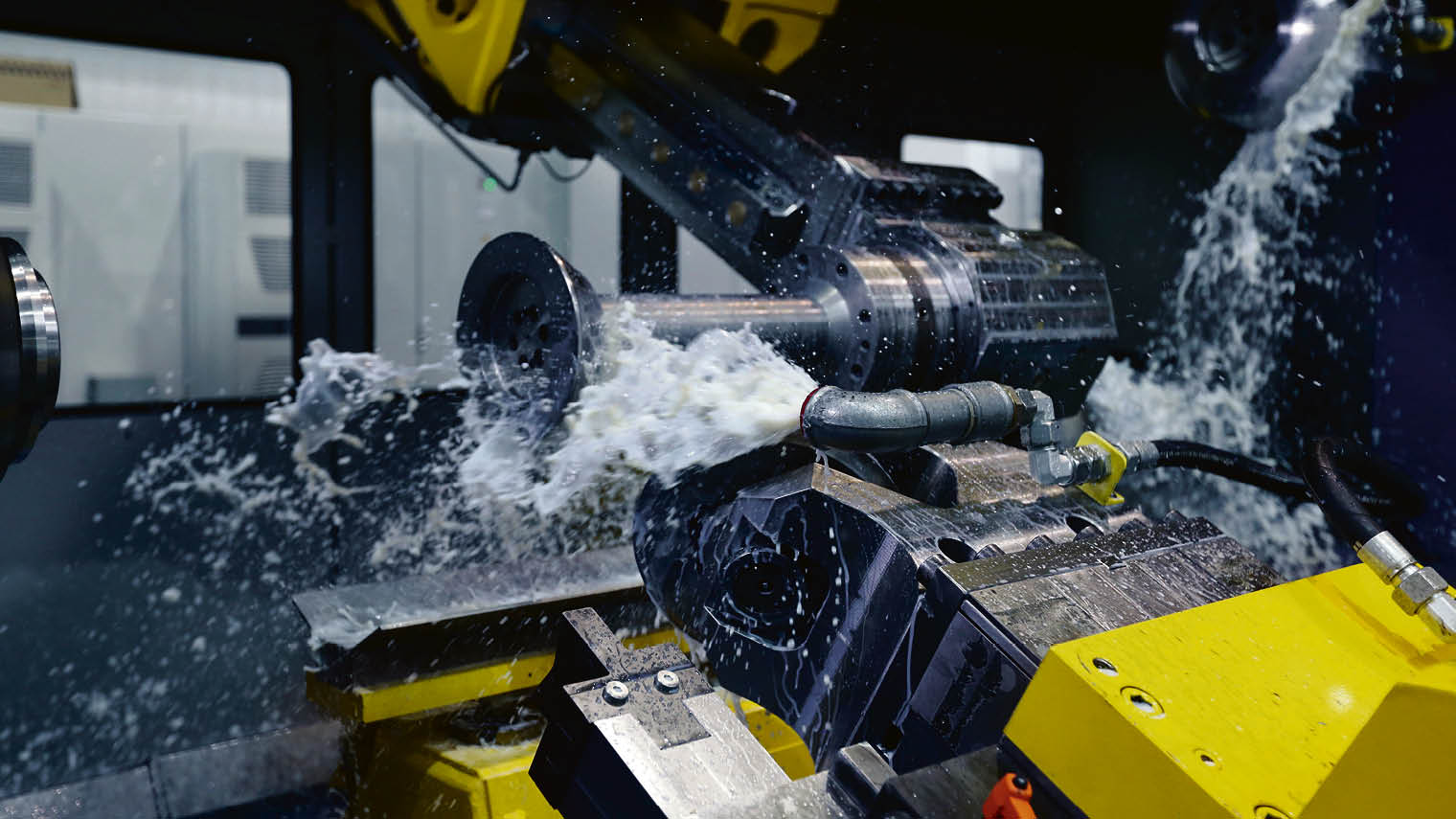 Flowformer at the Advanced Forming Research Centre in Glasgow, part of the High Value Manufacturing Catapult