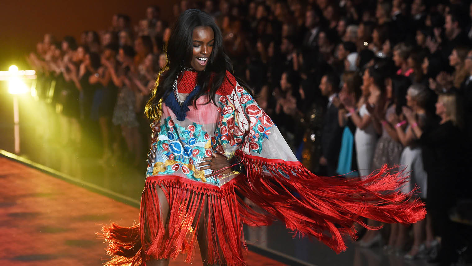 British model Leomie Anderson has voiced her frustration at make-up artists being ill-equipped to work with darker- skin models