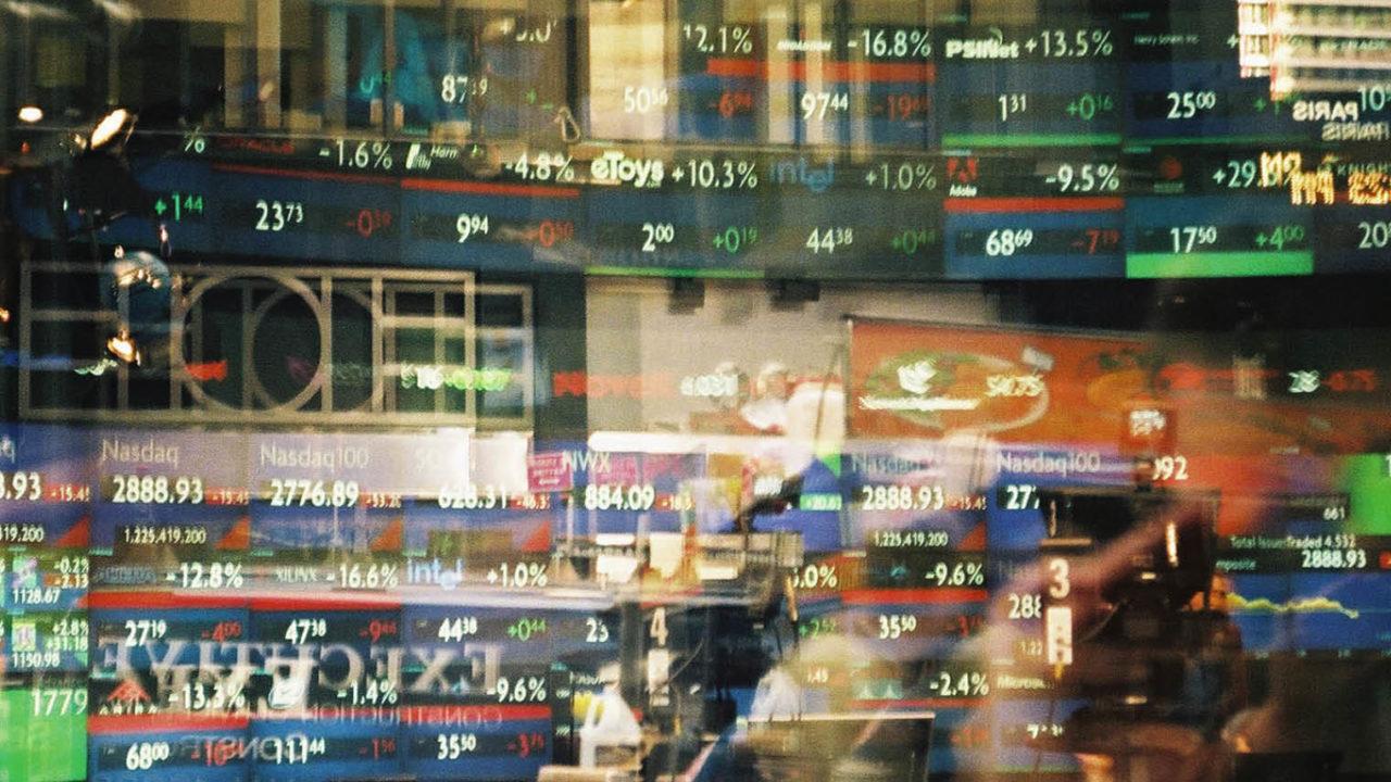 Financial markets board