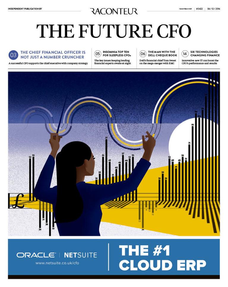 The Future CFO cover