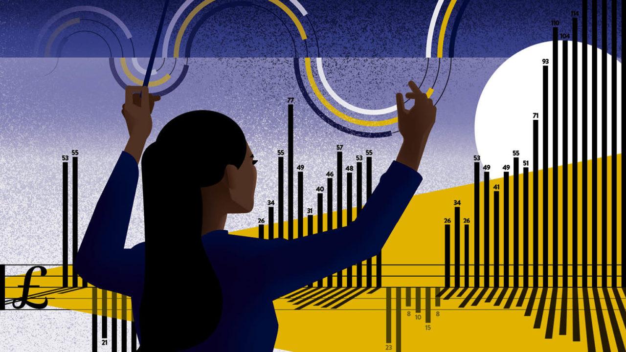 CFO Special Report cover illustration