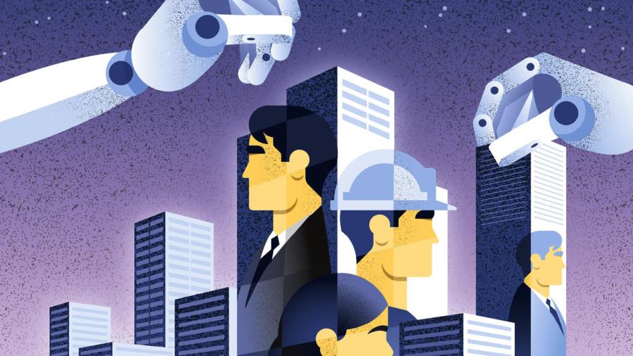 Future of Work illustration