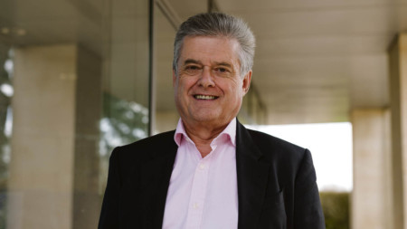 Colin Skellett Chief executive Wessex Water
